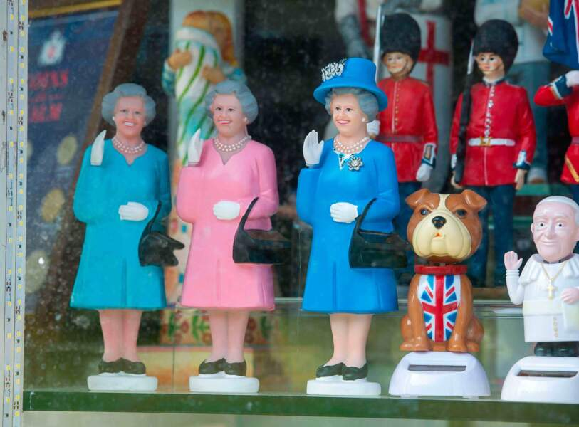 L'occasion de ressortir les figurines à son effigie