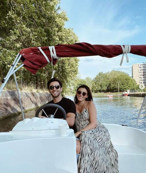 Rachel Legrain-Trapani et Valentin Léonard ont vogué sur les flots impétueux de Lille.