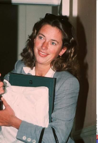 Tiggy Legge-Bourke, sa nounou et véritable mère de substitution