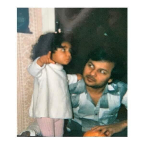 Petite, Rani Bheemuck (Demain nous appartient) avait prévenu son père : elle ira loin !