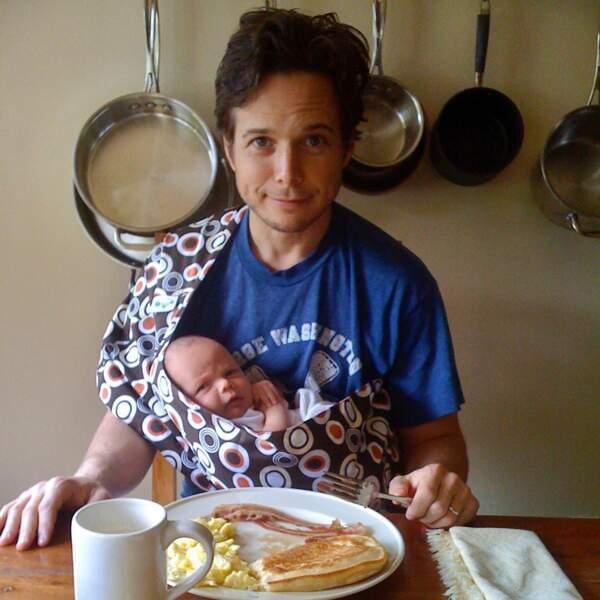 Il y a onze ans, Scott Wolf (The Night Shift) devenait papa pour la première fois...