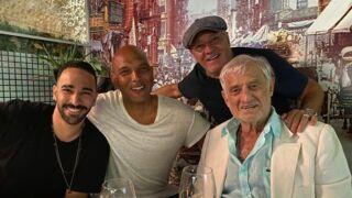 """David Beckham l'idole de sa fille, Adil Rami et sa bande de papas, l'amour fusionnel de Marion Bartoli pour son """"papounet""""… Drôle de fête des pères ! (PHOTOS)"""