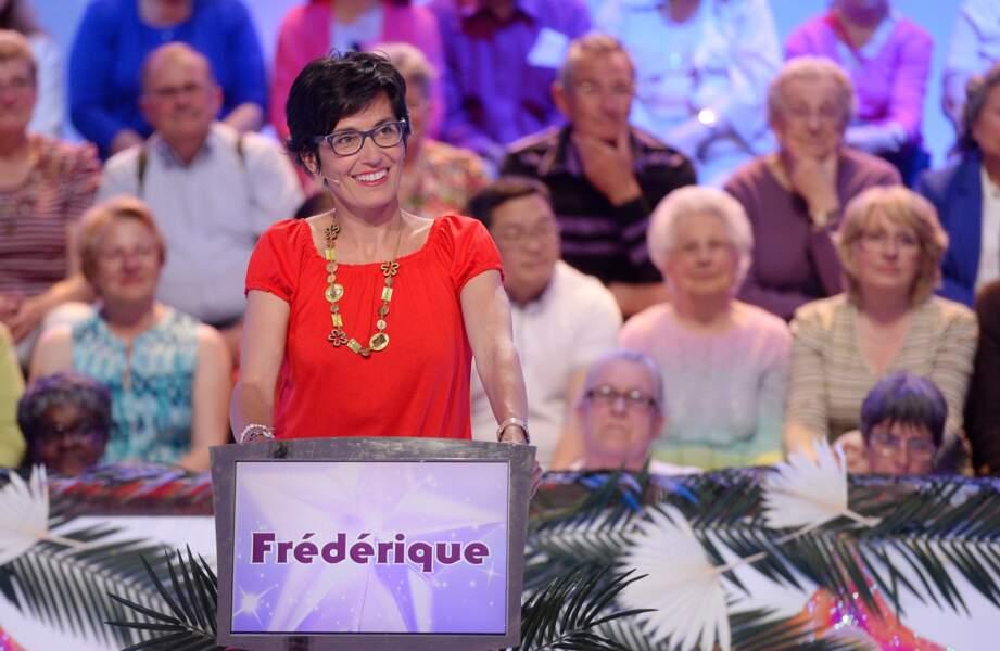 Frédérique « happy apicultrice » (32 participations en 2011, 142 300 € de gains)