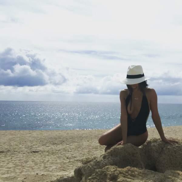 Que ce soit à la plage...