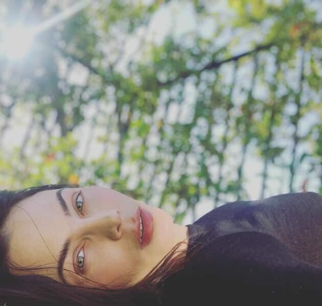 Et pour leur plus grand bonheur, elle poste de nombreuses photos sur son compte Instagram
