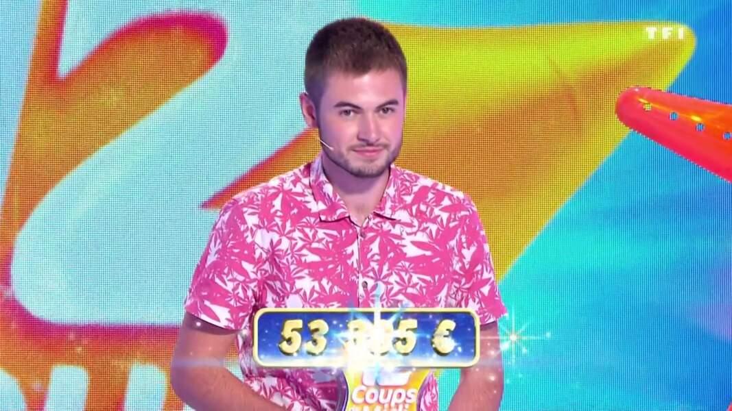 Antonin (4 participations en cours, 53  385 euros de cadeaux et de gains)