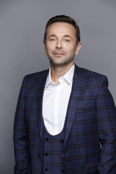 Le chanteur improvisateur Thomas Boissy