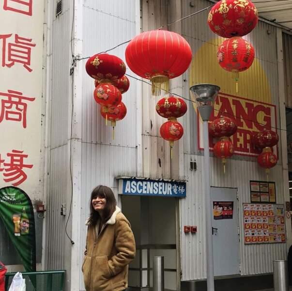 Qui aime se rendre au quartier chinois.