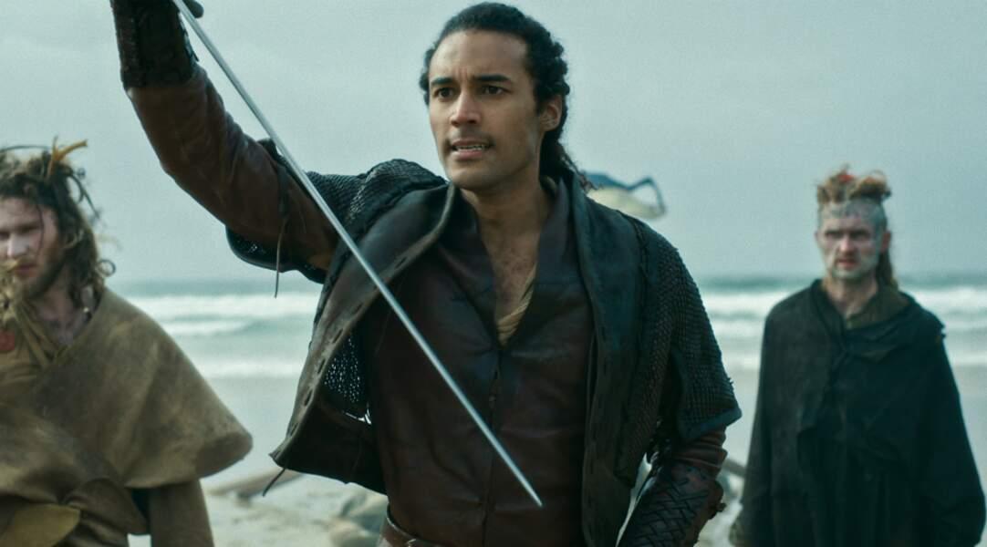 Voici Arthur, qui n'est pas un roi, mais un mercenaire dans cette nouvelle série
