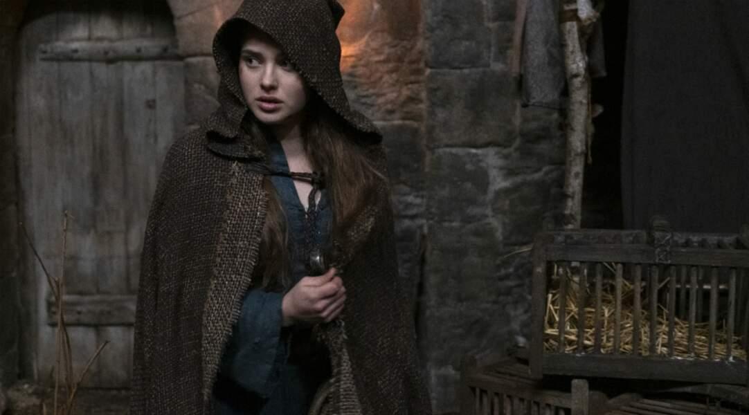 Et Nimue en est l'héroïne. Cette jeune femme au don mystérieux est destinée à devenir la puissante (et tragique) dame du Lac !