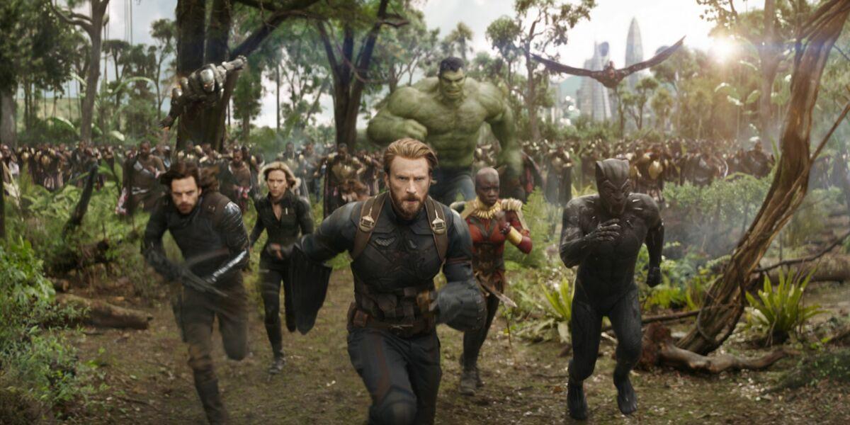 Marvel accusé de racisme : les réalisateurs d'Avengers sont d'accord