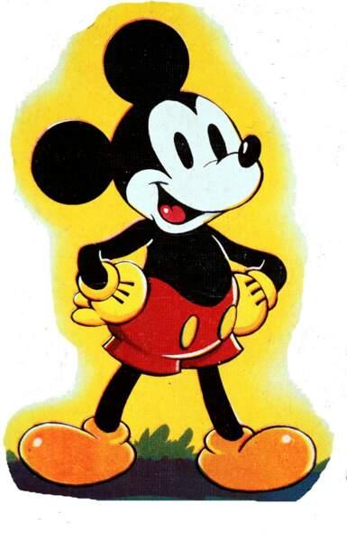 1935 : Mickey voit la vie en couleur !