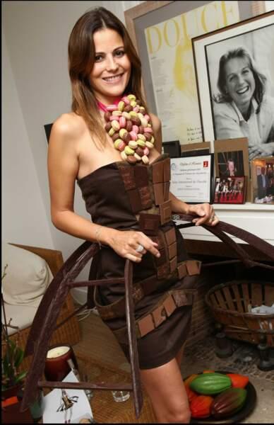 L'ex-animatrice télé Cécile Simeone est aujourd'hui architecte d'intérieur