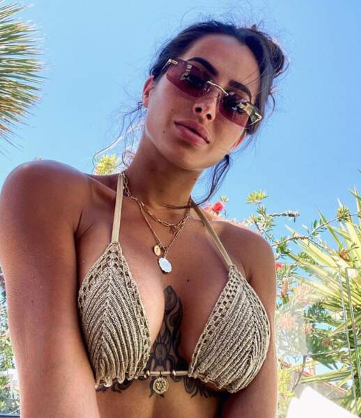 Marine El Himer en bikini