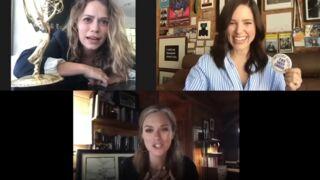 Les Frères Scott : Haley James Scott, Brooke Davis et Peyton Sawyer se retrouvent dans une vidéo de la plus haute importance