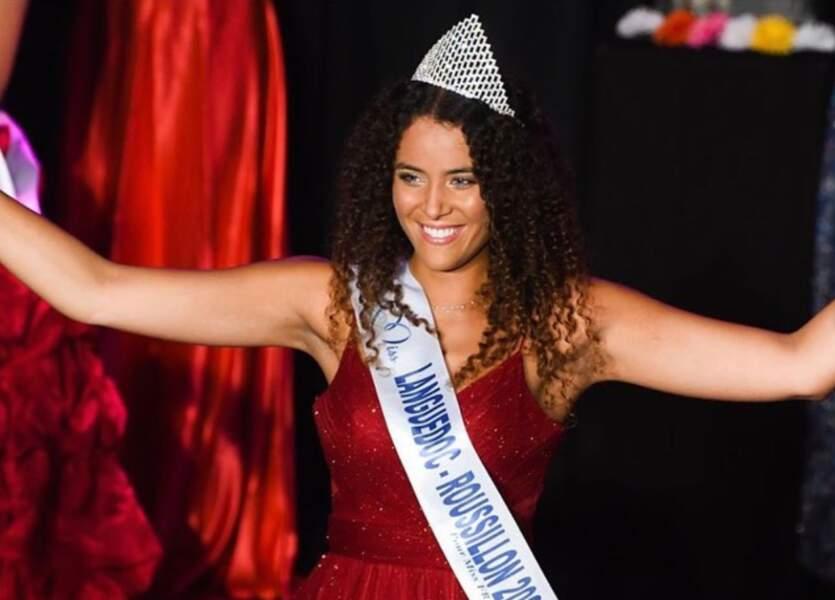 Miss Languedoc-Roussillon 2020 est Illana Barry