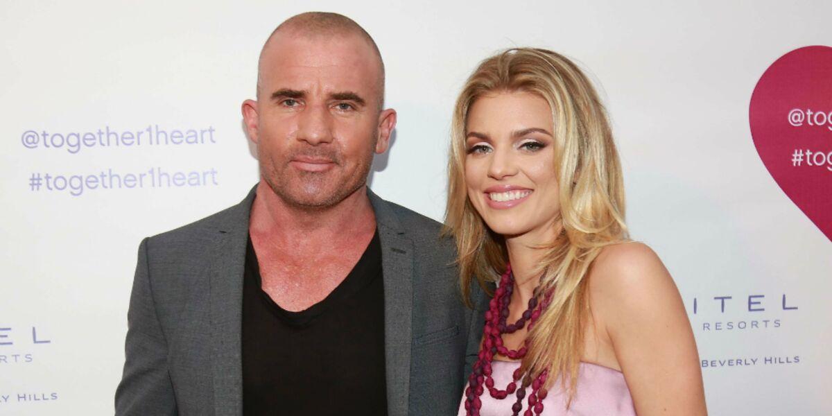 Dominic Purcell (Prison Break) de nouveau en couple avec AnnaLynne McCord (90210 Beverly Hills : nouvelle génération) ? (PHOTOS)