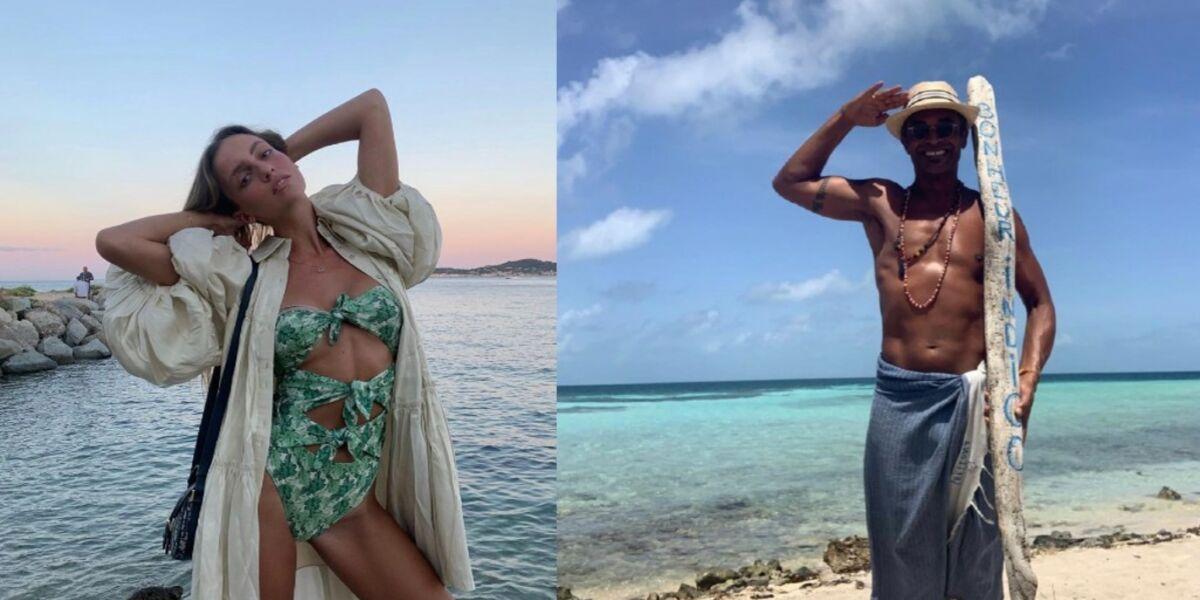 Instagram : Carla Ginola sexy en maillot, Yannick Noah sculptural à 60 ans (PHOTOS)