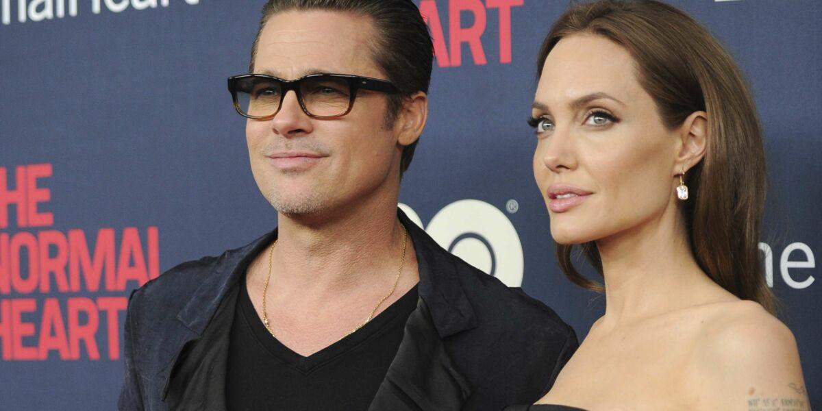 Angelina Jolie : comment elle met tout en oeuvre pour réconcilier Brad Pitt et son fils Maddox