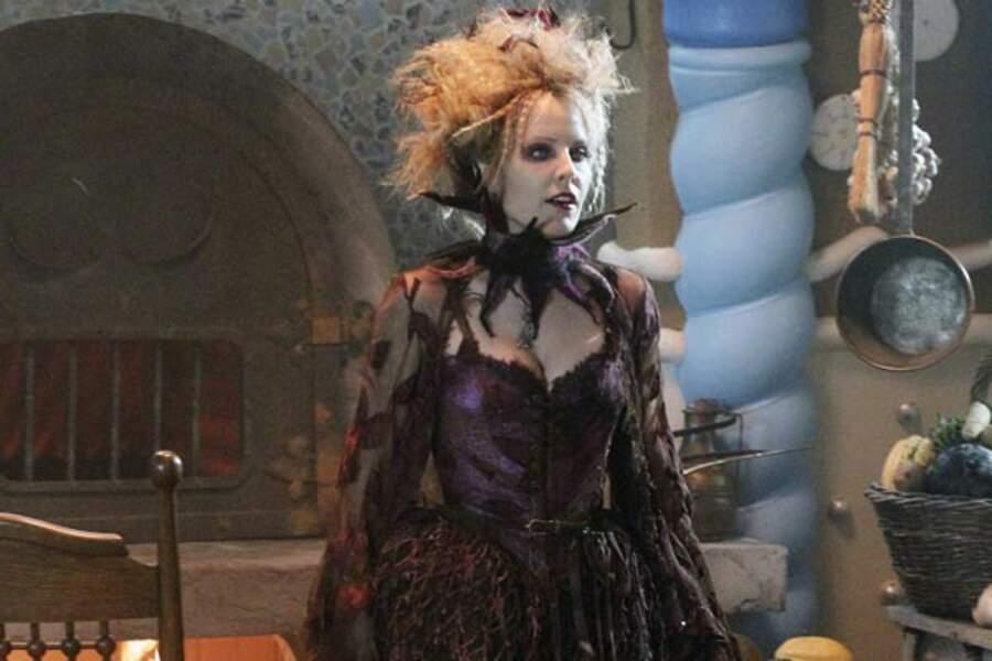 Les fans de Buffy contre les vampires ont reconnu Emma Caulfield dans la peau de la sorcière aveugle
