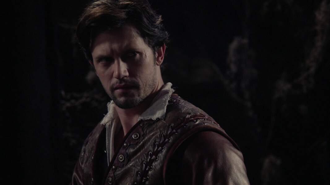 S'il est désormais le héros du reboot de Roswell, Nathan Parsons a joué Nick Branson, alias Jack dans la saison 7 d'Once Upon a Time