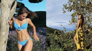 Iris Mittenaere en Grèce, Maëva Coucke à Cannes, Vaimalama Chaves à Tahiti : les Miss en vacances (PHOTOS)