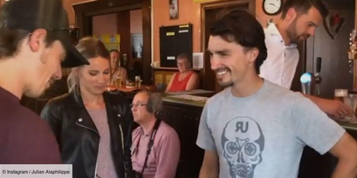 Marion Rousse Et Julian Alaphillipe Etreintes Doux Regards Cette Video Des Amoureux Fait Le Buzz