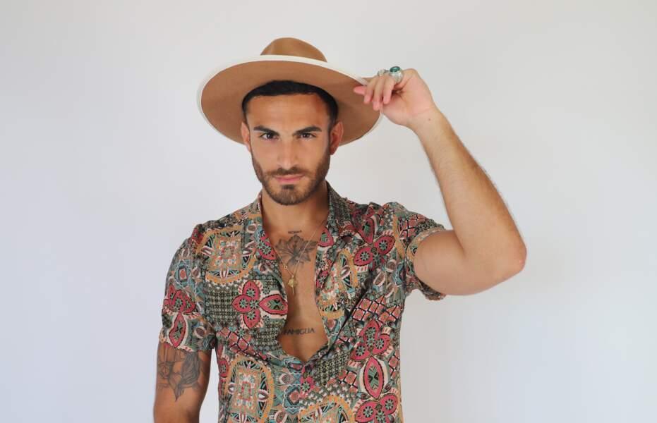 Antoine (Love Island) intègre la compétition pour la première fois