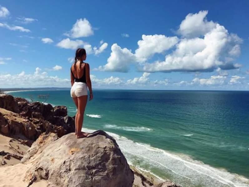 Instant magnifique en Australie