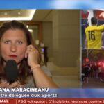 """""""Essayez de rester chez vous"""" : les supporters du PSG et de l'OL priés par Roxana Maracineanu de ne pas fêter leurs victoires dans les rues (VIDEO)"""