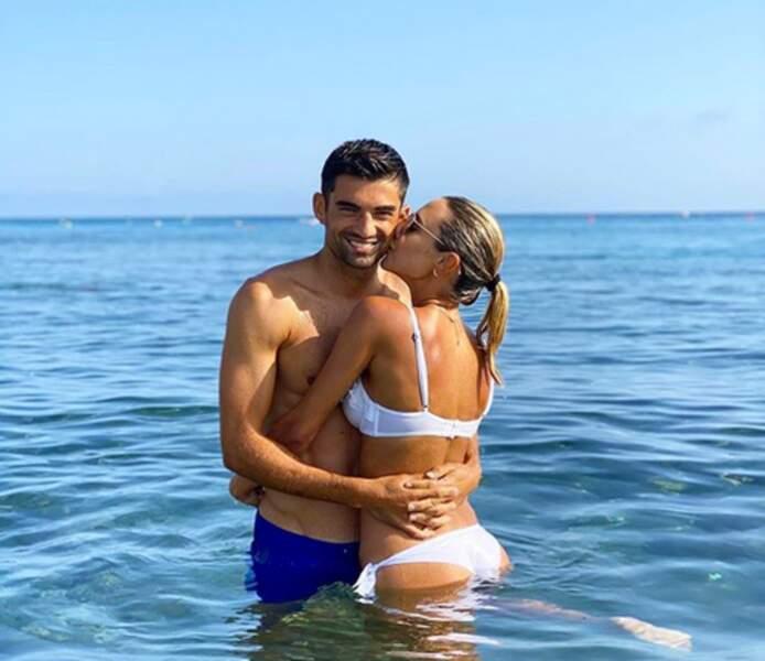 C'est l'amour à la plage...