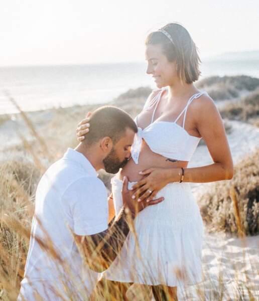C'est en postant cette belle photo avec sa chérie Rym que Vincent Queijo a annoncé sa demande en mariage