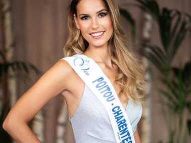 Miss France 2021 : Justine Dubois, Miss Poitou-Charentes, magnifique sur Instagram