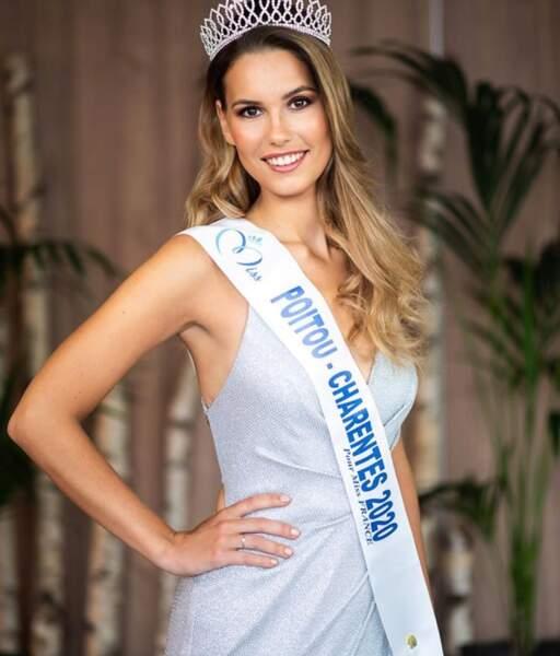 Voici Miss Poitou-Charentes !