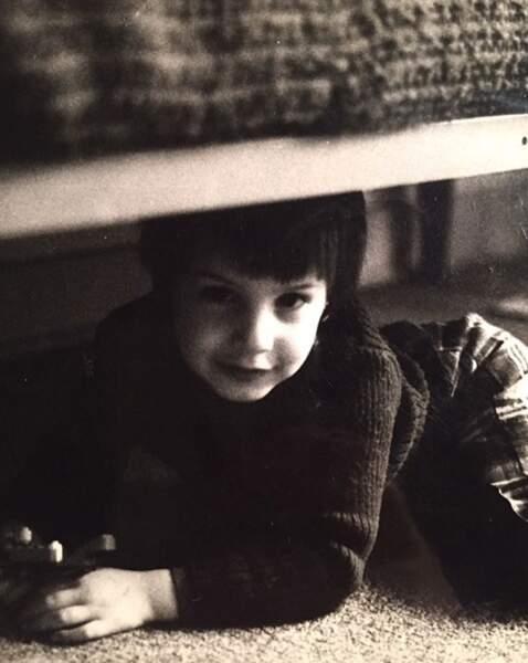 Autre petit loup trop mignon : Jean Dujardin.