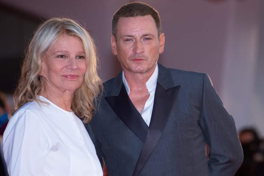 Nicole Garcia et Benoit Magimel présents pour présenter le film Amants