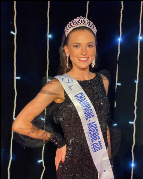 Gwenegann Saillard, Miss Champagne-Ardenne 2020