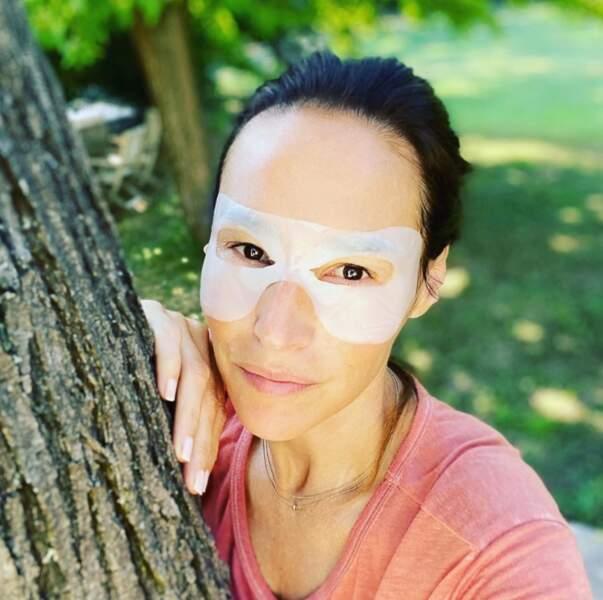 Et Vanessa Demouy est prête pour le remake de Zorro.