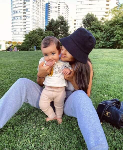 Atlas, la fille de Shay Mitchell, est beaucoup trop adorable.