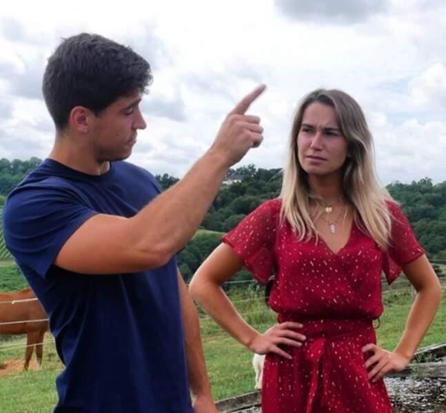 Et il lui a même donné des conseils pour Koh-Lanta