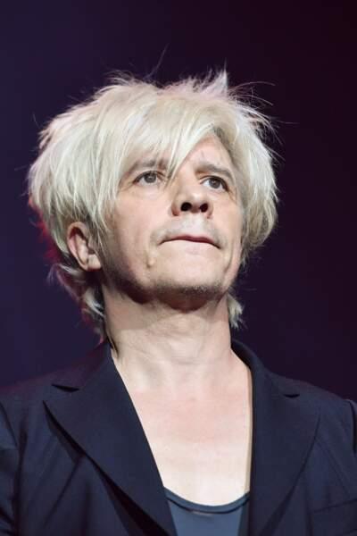 ... d'opter pour un blond polaire !