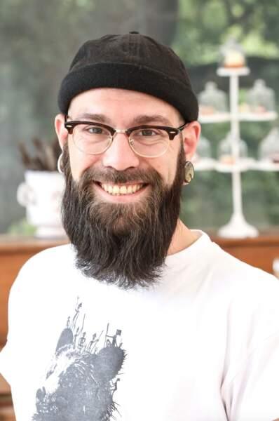 Florian, 31 ans, est régisseur dans l'événementiel