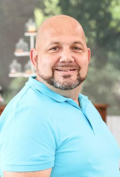 François, 47 ans, est chauffeur VTC