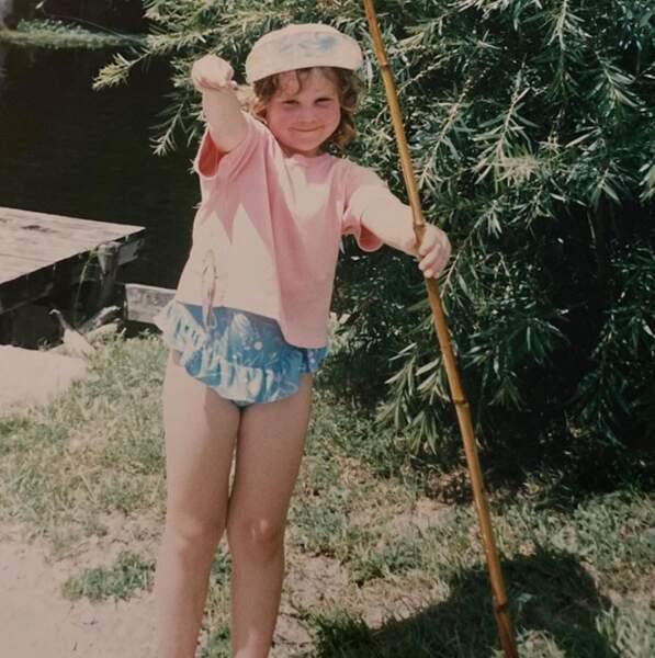 Amy Schumer n'a presque pas changé.