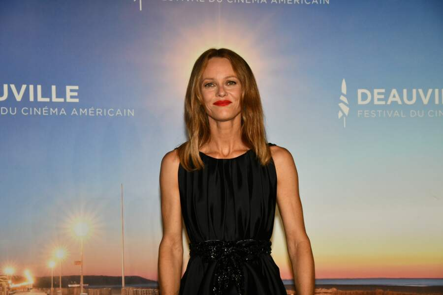 Vanessa Paradis, présidente du jury du 46e Festival du film américain de Deauville