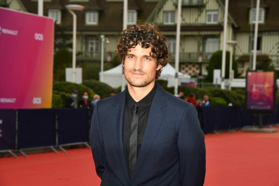 "Louis Garrel, avant la projection du film ""ADN"""