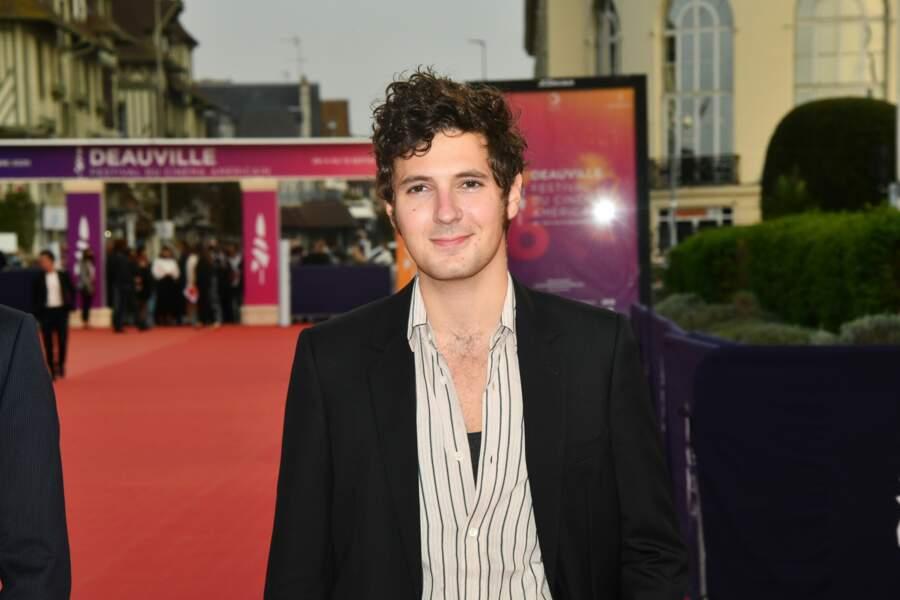 Vincent Lacoste faisait aussi partie du jury du Festival de Deauville