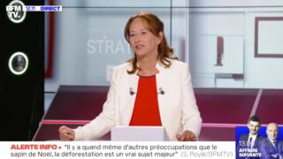 """Ségolène Royal tacle violemment Nicolas Sarkozy après ses propos polémiques : """"C'est consternant !"""" (VIDEO)"""
