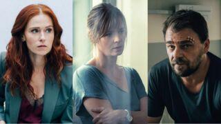 Engrenages (Canal+) : Audrey Fleurot, Thierry Godard, Caroline Proust... En 15 ans, les acteurs de la série ont beaucoup changé ! (PHOTOS)
