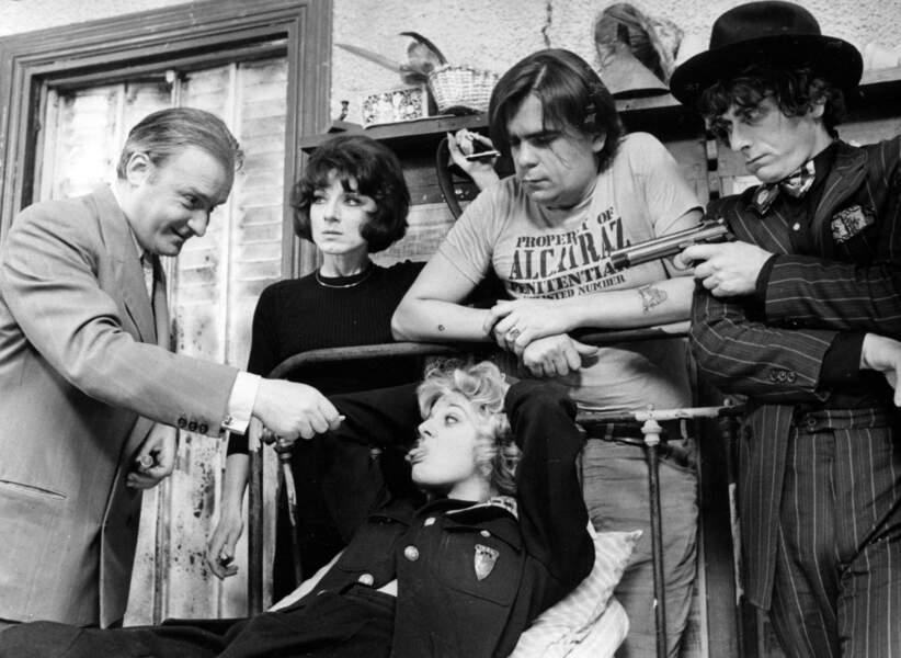 """Michael Lonsdale retrouve Michel Bouquet dans """"Papa les petits bateaux"""" de Nelly Kaplan (1973)"""